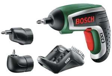 Wieder da: Bosch IXO IV Easy mit 30% mehr Power und Winkeladapter bei d-living.de 34,45€ inkl. Versand