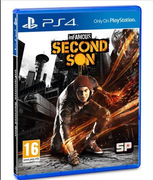 [PS4] inFamous: Second Son für Playstation 4 [Vorbesteller]