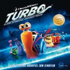Amazon MP3 - Turbo - Kleine Schnecke, großer Traum (Das Original-Hörspiel zum Kinofilm) Nur 2,49€