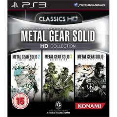 [Zavvi] Metal Gear Solid HD Collection [PS3] 15,75 €