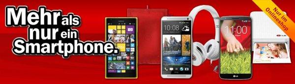 HTC Desire SV plus Beats by Dr. Dre Solo bei Media Markt