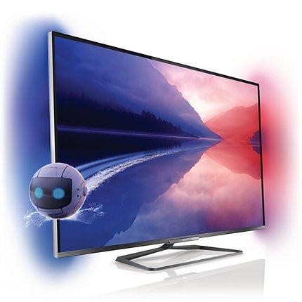 "LED-TV-Gerät 3D, DVB-T2/C/S2, USB ""60PFL6008S/12"""