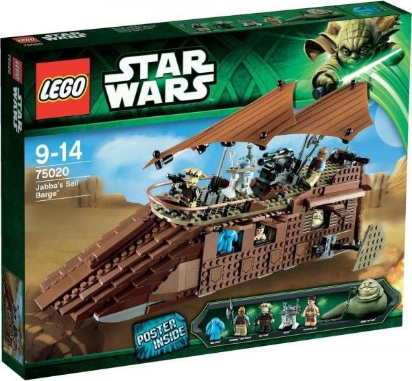 [LOKAL] [Bremen Rossman Werder Karree] LEGO® Star Wars - 75020 Jabbas Segelbarke für 59,90€