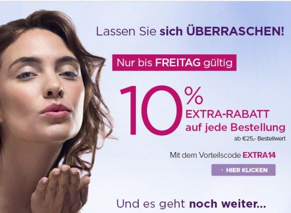 Dr. Pierre Ricaud 10% Rabatt, gratis Serum und gratis Versand, MBW 25€ bis 31.01.2014