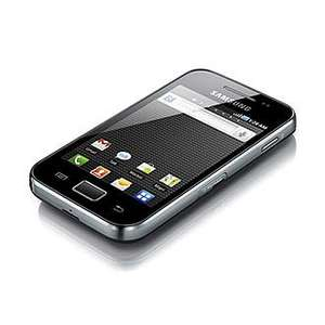 Samsung Galaxy Ace inkl. Base Internetflat 500mb für 264€