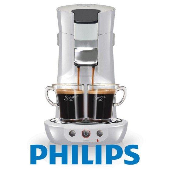 Philips Senseo Viva Café HD 7828/50 Silber für 50€ @Mömax
