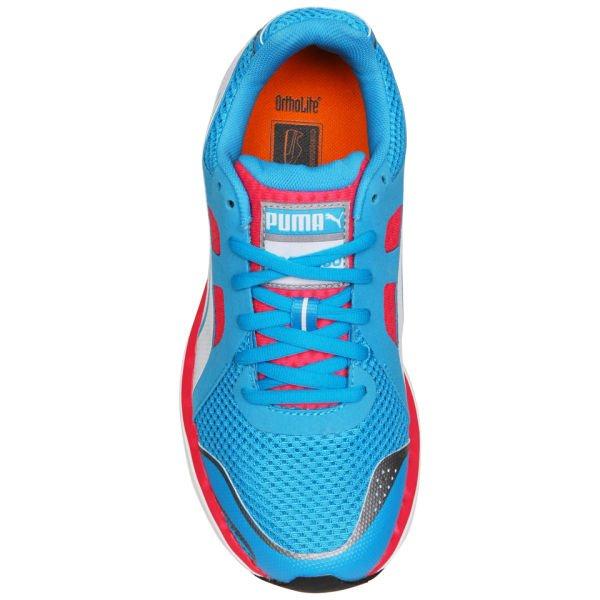 """Puma™ - Damen Laufschuhe """"Faas 550 NM"""" (Blau) für €29,92 [@Zavvi.com]"""