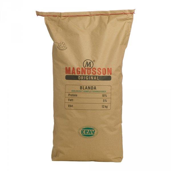Magnusson Original Blanda 12kg Hundefutter für 33€ @Petobel