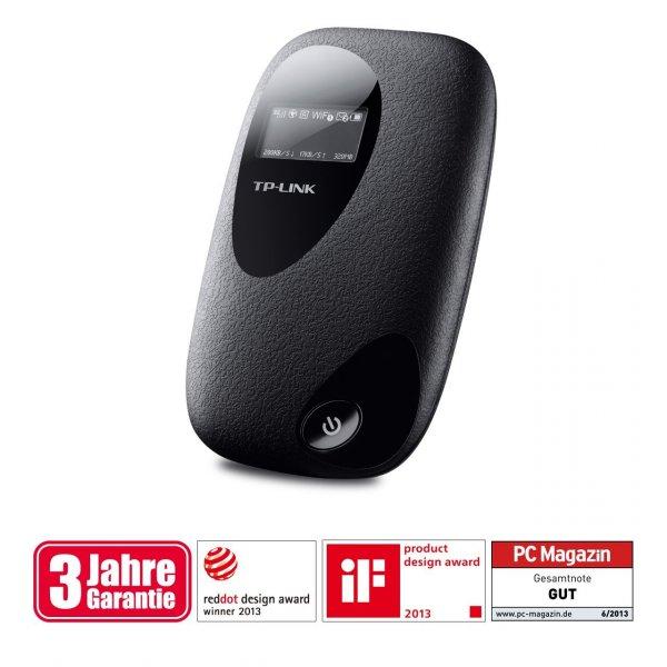 """TP-Link - mobiler MIFI WLAN-Router """"M5350"""" (802.11b/g/n, HSPA+, 2000mAh Akku) für 47,90 € bei Amazon.de"""