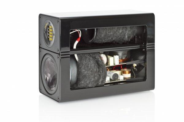 Elac 310 CE in schwarz für nur 330,00 Euro / Stück - Schaufensterstück