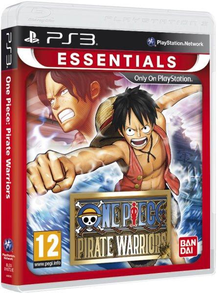 [PS3] One Piece: Pirate Warriors - Essentials für 14,20€  , Dragon Ball Z Budokai: HD Collection für 18,05€  inkl. Versand