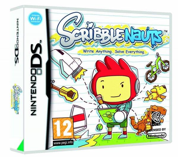 Scribblenauts Nintendo DS bei Amazon für 3,49€