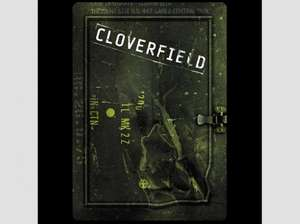 Cloverfield DVD-Steelbook (MM Online) 4,- € incl. VSK.