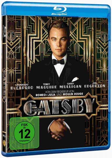 Der große Gatsby Blu Ray für 90 Cent @MM Online