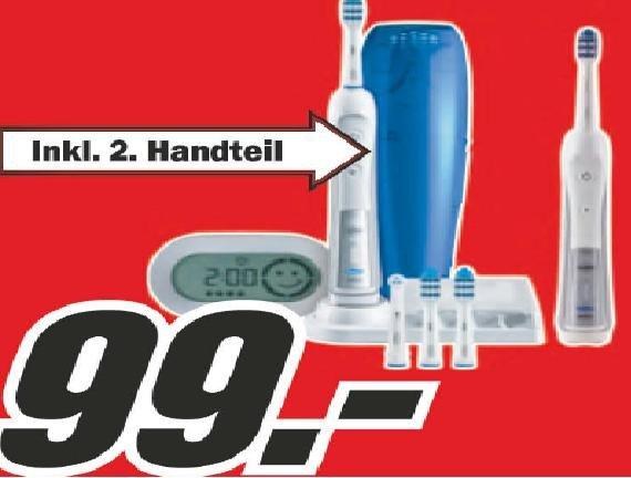 SCHWEIZ | LOKAL | Media Markt - Oral-B Trizone 5500 + 2. Handteil + SmartGuide