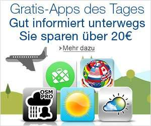 [Android] Nur heute: 7 gratis Apps im Amazon App-Shop: OsmAnd+ Maps & Navigation / MapsWithMe Pro, Offline Karten / Weltübersetzer / Wetter Live / Wetter - Weather Ex / Regen-Alarm OSM Plus / Star Command