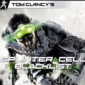 Splintercell Blacklist Steam Version