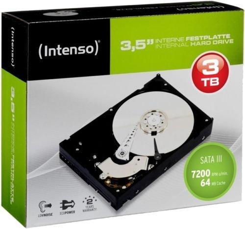 Interne 3TB Festplatte von Intenso @ebay für 89,99€