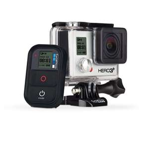 GoPro HERO3+ Black Edition bei amazon für 368€