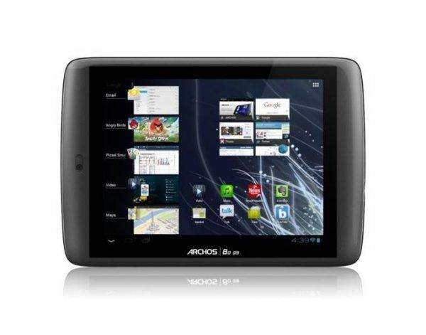 """Oha-Wochenendeangebot: ARCHOS 80 G9 Tablet  20.3 cm (8"""") Multitouch Display Multicore-CPU 8GB für 56,90€ @ Meinpaket"""