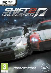 PC DVD-ROM Need for Speed: Shift 2 Unleashed [@thehut.com]