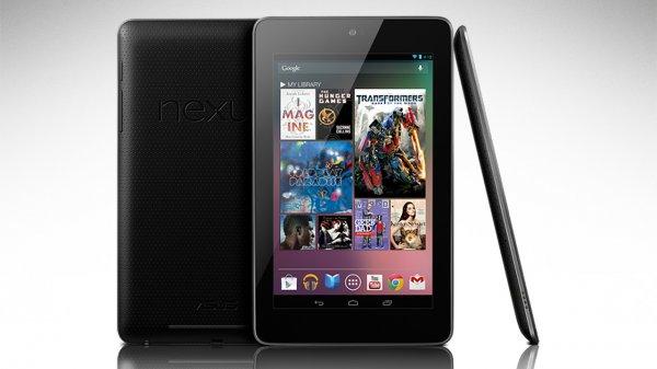 "Asus - 7"" Tablet-PC ""Google Nexus 7 (2012)"" (1280x800 IPS,Tegra 3,32GB,Android 4.2) [B-Ware] für €115[@Zavvi.com]"