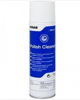 ECOLAB Polish Cleaner, 12 X 500 ml Flüssiges Edelstahlpflegemittel - 6 Dosen geschenkt!