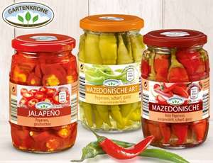 aldi s d jalapenos und peperoni 99cent rot gr n. Black Bedroom Furniture Sets. Home Design Ideas