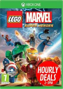 [Xbox One / PS4] Lego Marvel Super Heroes - Super Pack für 43,88 inkl Versand
