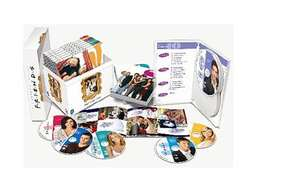 Friends: Complete 15th Anniversary Collection (Seasons 1-10) für rund 40€ @ zavvi.com