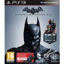 Batman: Arkham Origins (PS3) für 18.20€ @The Game Collection