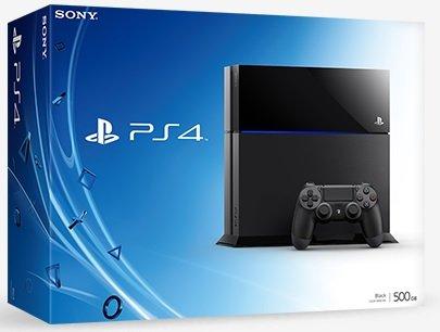 Amazon.co.uk:  Playstation 4 für 449,19 EURO