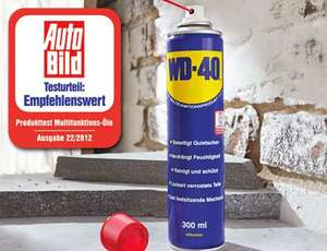 WD40 Multifunktionsöl 300ml @Aldi Süd