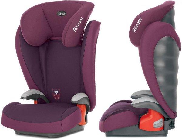 RÖMER Autositz Kid Plus Dark Grape, 15-36 kg (4-12 Jahre) für €89 bei baby-markt.de