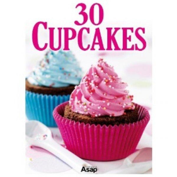 "Gratis ""30 Cupcakes""-Rezeptbuch @amazon"