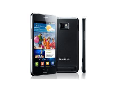 Samsung GALAXY S II I9100 ohne Vertrag / Branding - frei für alle Netze - [@meinpaket.de] für 489,96 inkl. Versand