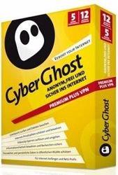 CyberGhost VPN 5 für 1 Jahr