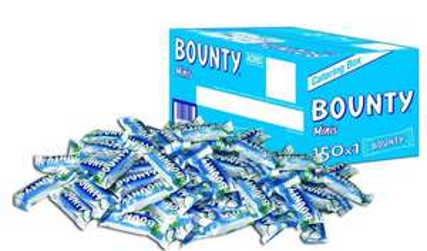 Bounty Karton à 150 Mini-Riegel @ Amazon