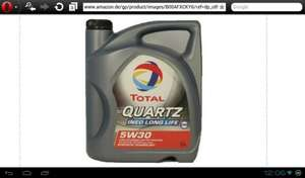 Total Quartz Ineo Longlife Motoröl 5W30 /VW507.00 /MB229.51/BMW Longlife , 5 Liter für 25,50€, Amazon Händler OelShop