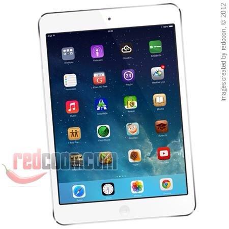 iPad mini Retina 16GB WiFi + Cellular (4G, LTE) mit 11,4% bei Redcoon