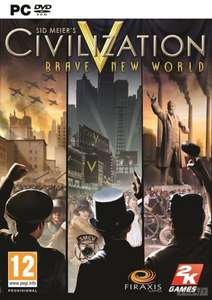[STEAM] Update: Civilization Weekend bei Gamersgate - Brave New World Mac-Edition für 6€ uvm.
