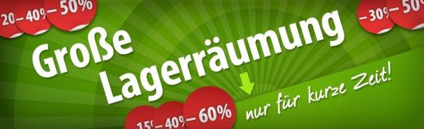 [voelkner.de] Große Lagerräumung + versandkostenfreie Lieferung ab 25 €