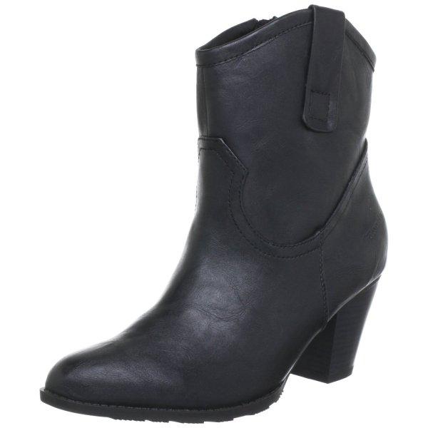 Tamaris 1-1-25327-21 Damen Cowboy Stiefel ab 18,95€ @ Javari