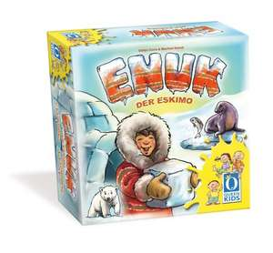 Enuk - Der Eskimo (Kinderspiel - Queen Games)