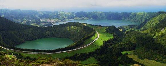 Von Frankfurt nach Ponta Delgada (Azoren) 138,- Euro pro Person