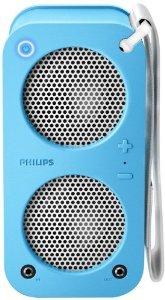 Jetzt bei Amazon: Philips SB5200A/10 BR-1X tragbarer/kabelloser Lautsprecher für 79,99€