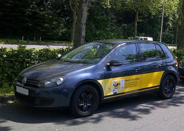 Endlich seriöse Autowerbung für jedermann (Köln, Hamburg, München und Berlin)