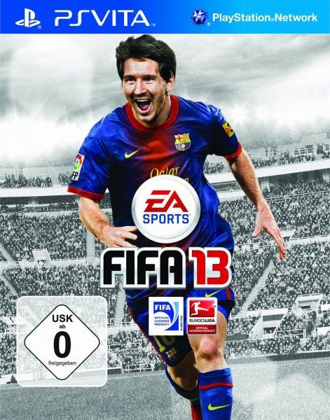 [Lokal] FIFA 13 für PS Vita im Saturn Dortmund-Eving