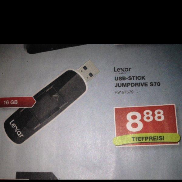 Lexar USB-Stick Jumpdrive S70 16GB Staples (offline)