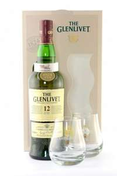 Glenlivet 12y mit zwei Gläsern für 20€ und andere Whisky Angebote bei real (lokal Schwentinental, eventuell weitere Märkte?)